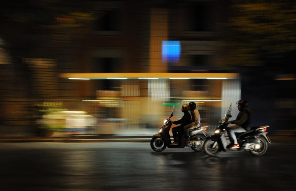 הגודל לא קובע. קטנועים|צילום: /stocksnap.io