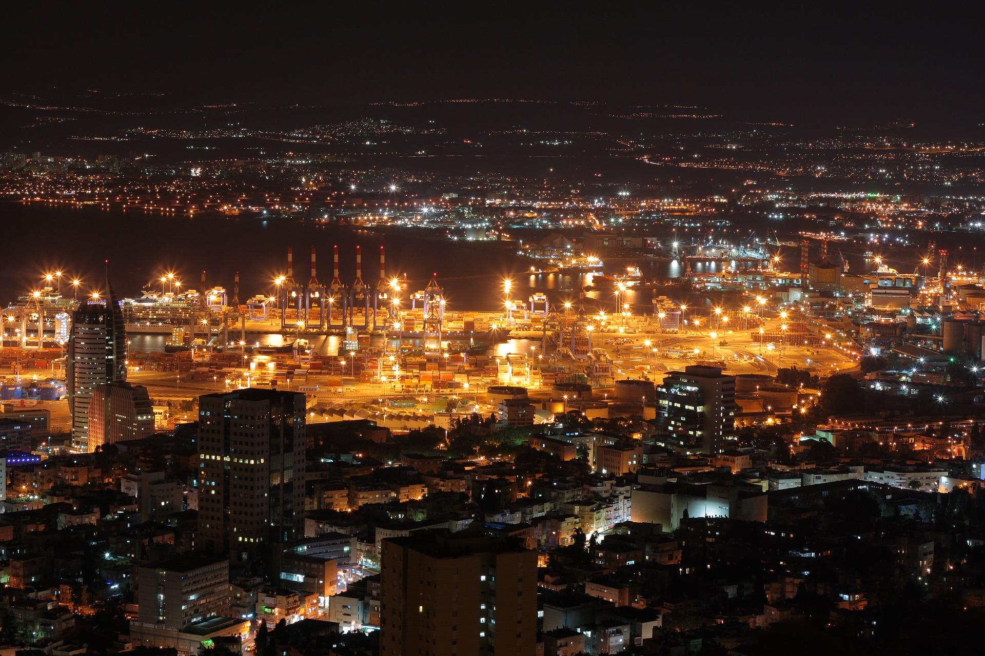 נמל חיפה | צילום: pixabay