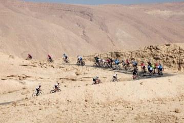 רוכבי אופניים יתחרו בים המלח